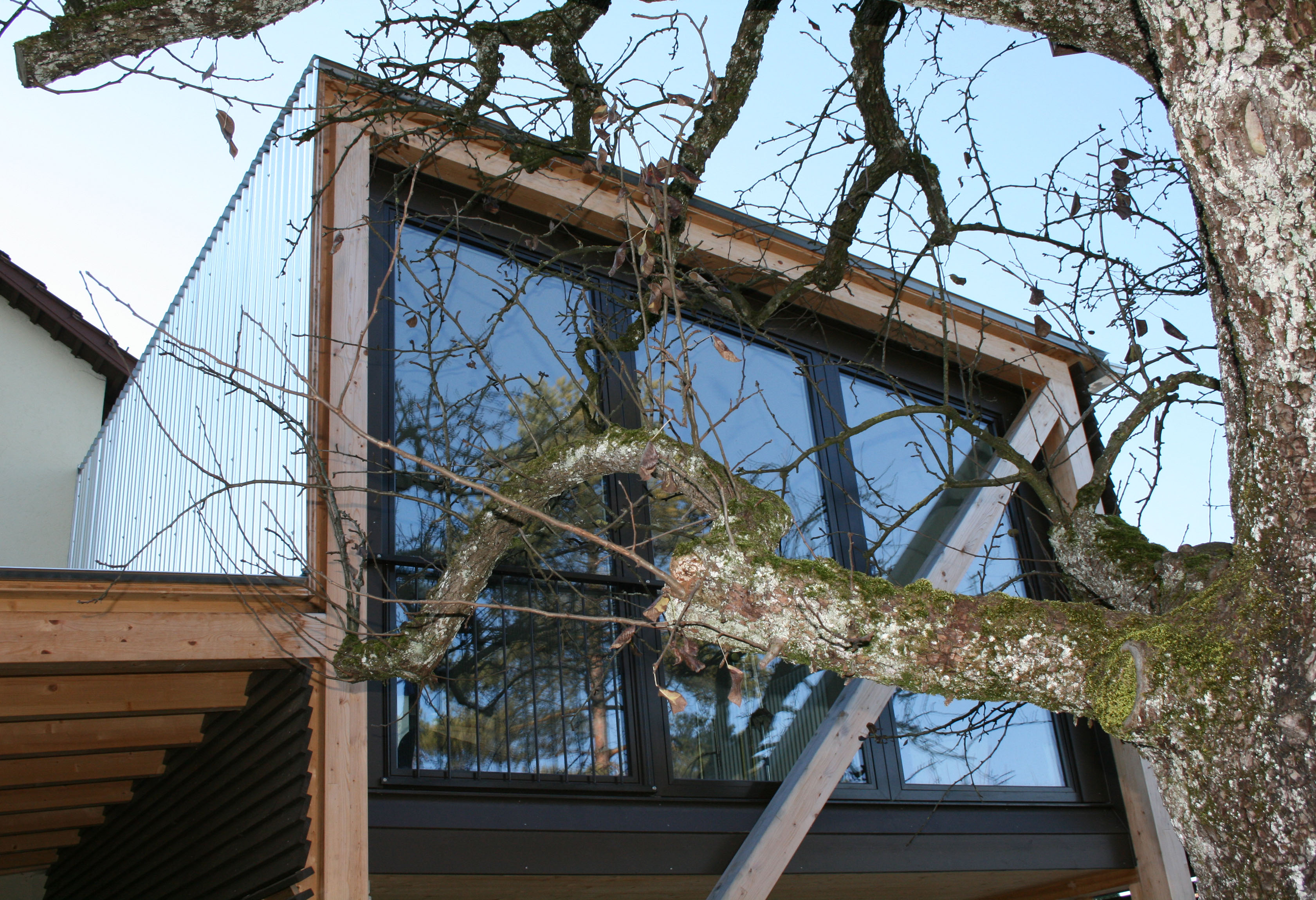Referenzen im Holzbau | Hecht Holzbau AG